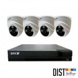 Paket CCTV SPC 4 Channel Performance