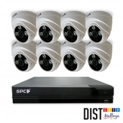 Paket CCTV SPC 8 Channel Ultimate (DAY NIGHT COLOUR ON)