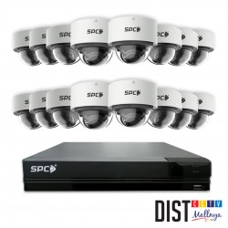 Paket CCTV SPC 16 Channel Ultimate IP (STARLIGHT & WDR IPC)