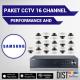 Paket CCTV Samsung 16 Channel Performance AHD