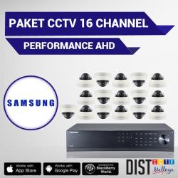Paket CCTV Samsung 16 Channel Performance DP 30%