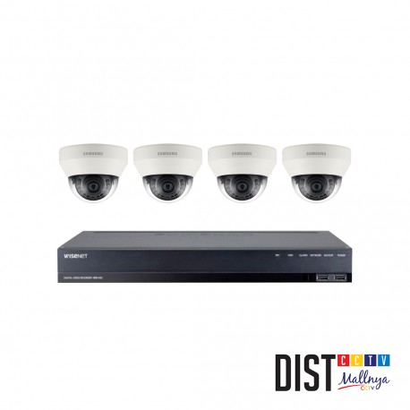 Paket CCTV Samsung 4 Channel Performance