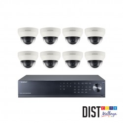 Paket CCTV Samsung 8 Channel Performance