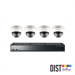 Paket CCTV Samsung 4 Channel Performance IP