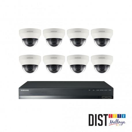 Paket CCTV Samsung 8 Channel Performance IP