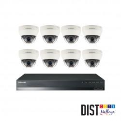 Paket CCTV Samsung 8 Channel Ultimate IP