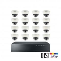 Paket CCTV Samsung 16 Channel Ultimate IP