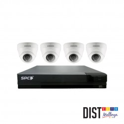 Paket CCTV Samsung 4 Channel Performance Eco