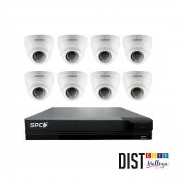 Paket CCTV Samsung 8 Channel Performance Eco