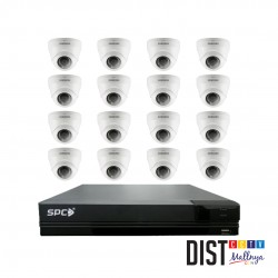 Paket CCTV Samsung 16 Channel Performance Eco