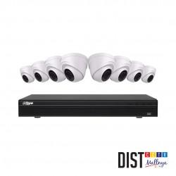 Paket CCTV Dahua 8 Channel Performance IP