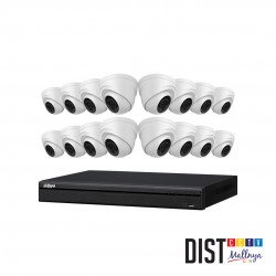 Paket CCTV Dahua 16 Channel Performance IP