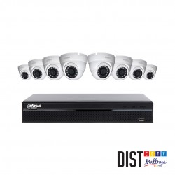 Paket CCTV Dahua 8 Channel 3MP LITE