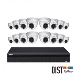 Paket CCTV Dahua 16 Channel 3MP LITE