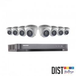 Paket CCTV Hikvision 8 Channel 2MP