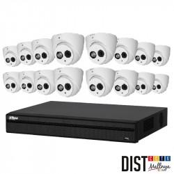 Paket CCTV Dahua 16 Channel HD 4MP