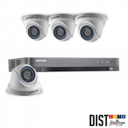 Paket CCTV Hikvision 4 Channel Performance