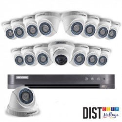 Paket CCTV HIKVISION 16 Channel Performance